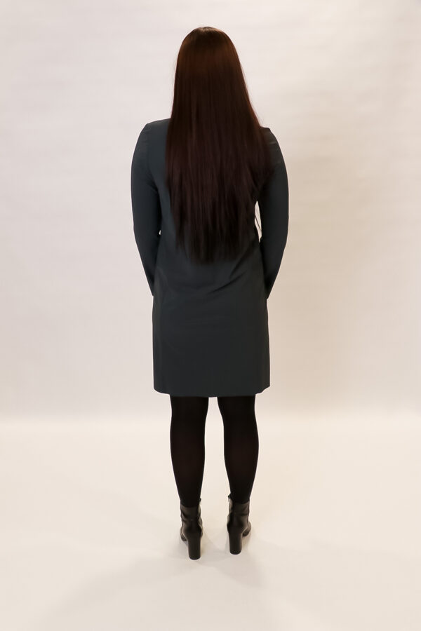 """Backstage"" pelēka kleita"
