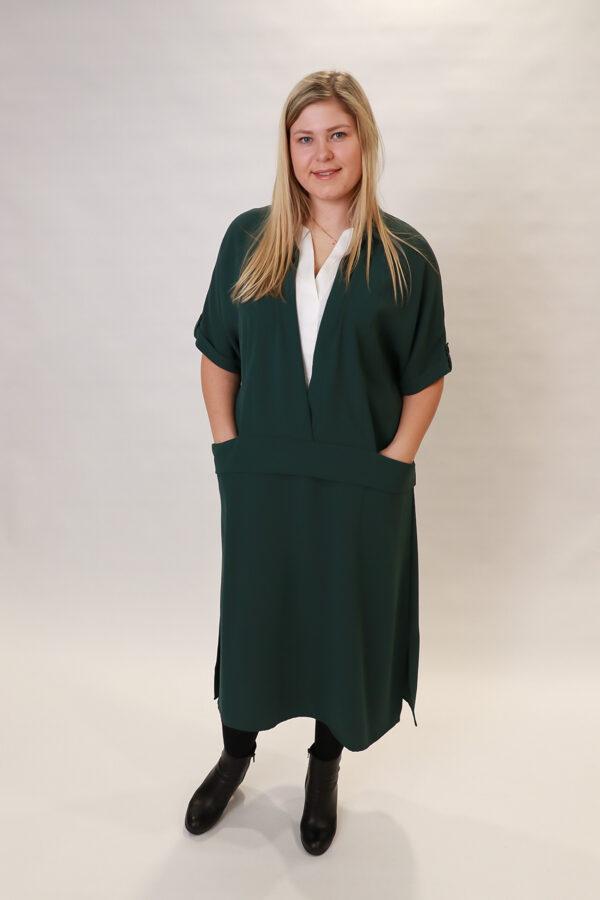 """Crea"" zaļa kleita"