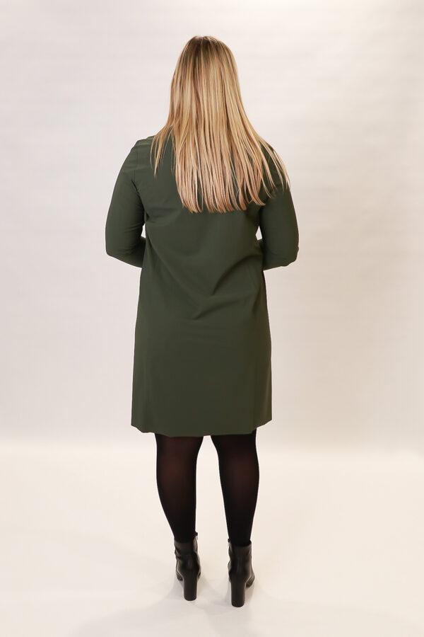 """""""Backstage"""" zaļa kleita"""