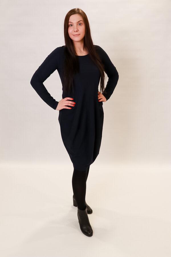 """""""Zeitlos"""" zila kleita"""