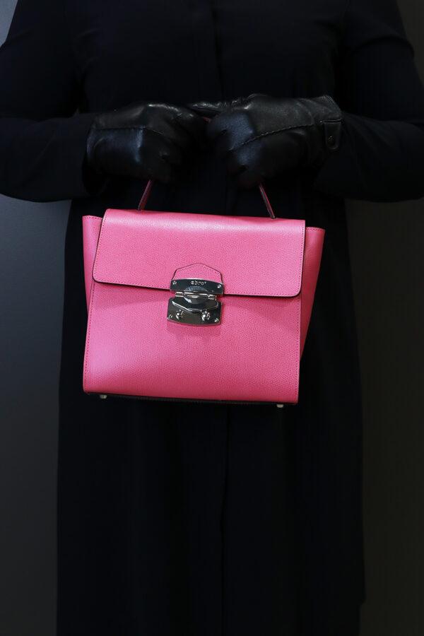 """""""Abro"""" rozā soma"""