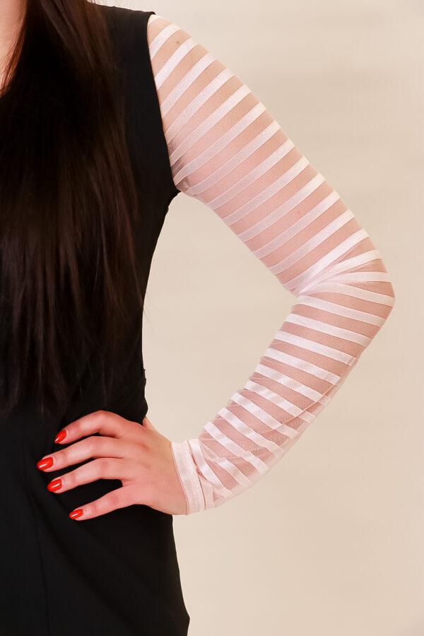 """""""Beate Heymann"""" pūderkrāsas tīkliņdžemperis"""