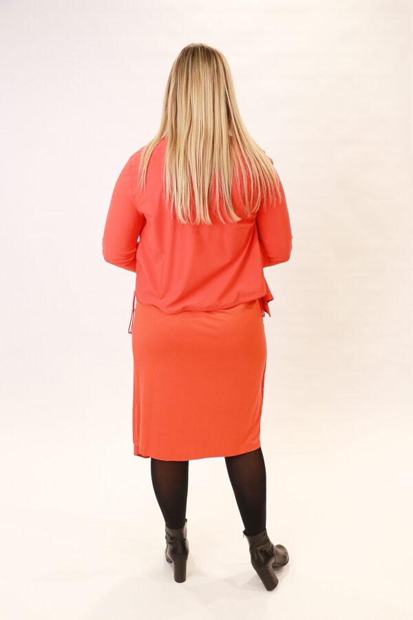 """Crea"" orandža kleita"