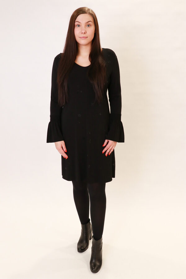 """Sportalm"" melna kleita"