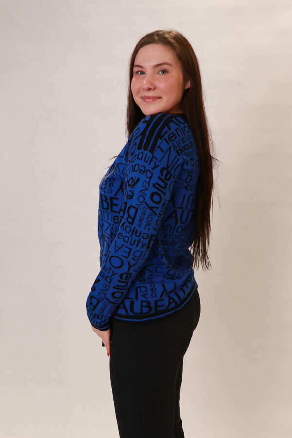 """Betty Barclay"" zils džemperis"