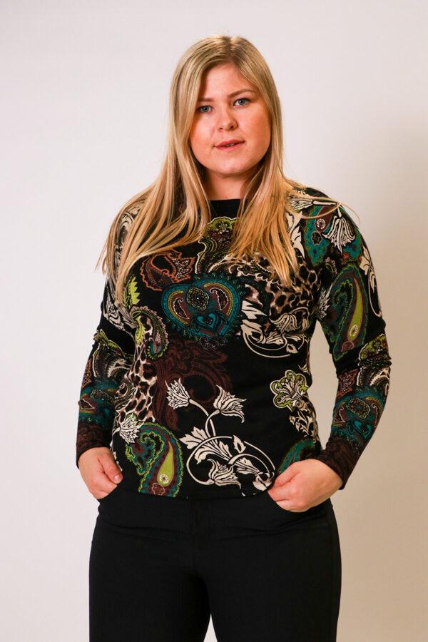 """Betty Barclay"" raibs džemperis"